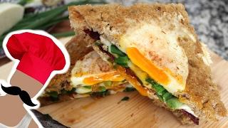 Baştan Çıkaran Sandviç Nasıl Yapılır
