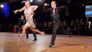 Riccardo Cocchi - Yulia Zagoruychenko | Assen 2015 | Professional Latin - Final J