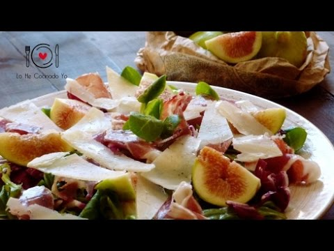 Recetas ligeras con jamon serrano