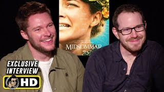 Ari Aster And Jack Reynor Interview For Midsommar