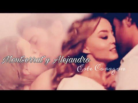 Montserrat y Alejandro - Este corazon