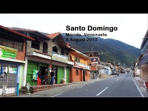Santo Domingo, Venezuela