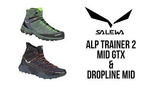 Salewa - New Walking Shoes