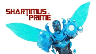 DC Icons Blue Beetle 6 Inch Scale DC Collectibles Infinite Crisis Comic Toy Action Figure Review