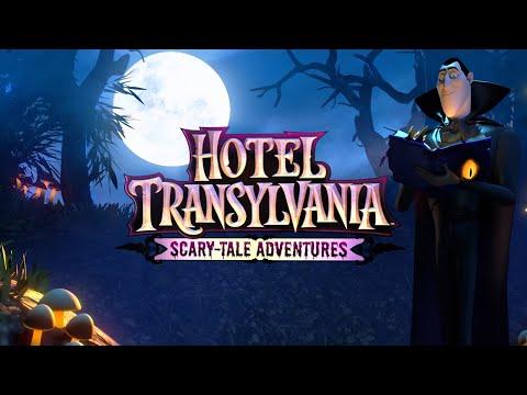[Español] Hotel Transylvania: Scary-Tale Adventures - Teaser Trailer