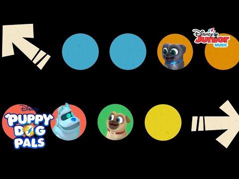 New York Is A Wonderful Town   Music Video   Puppy Dog Pals   Disney Junior