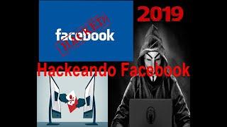 COMO HACKEAR FACEBOOK 2019 *NUEVO TRUCO* | Phishing