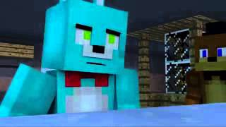 Minicraft y five  nights at fredi,s