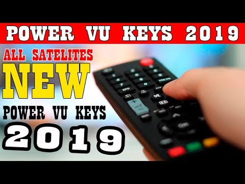 How to unlock scrambled chanels powervu key softcam add powervu key