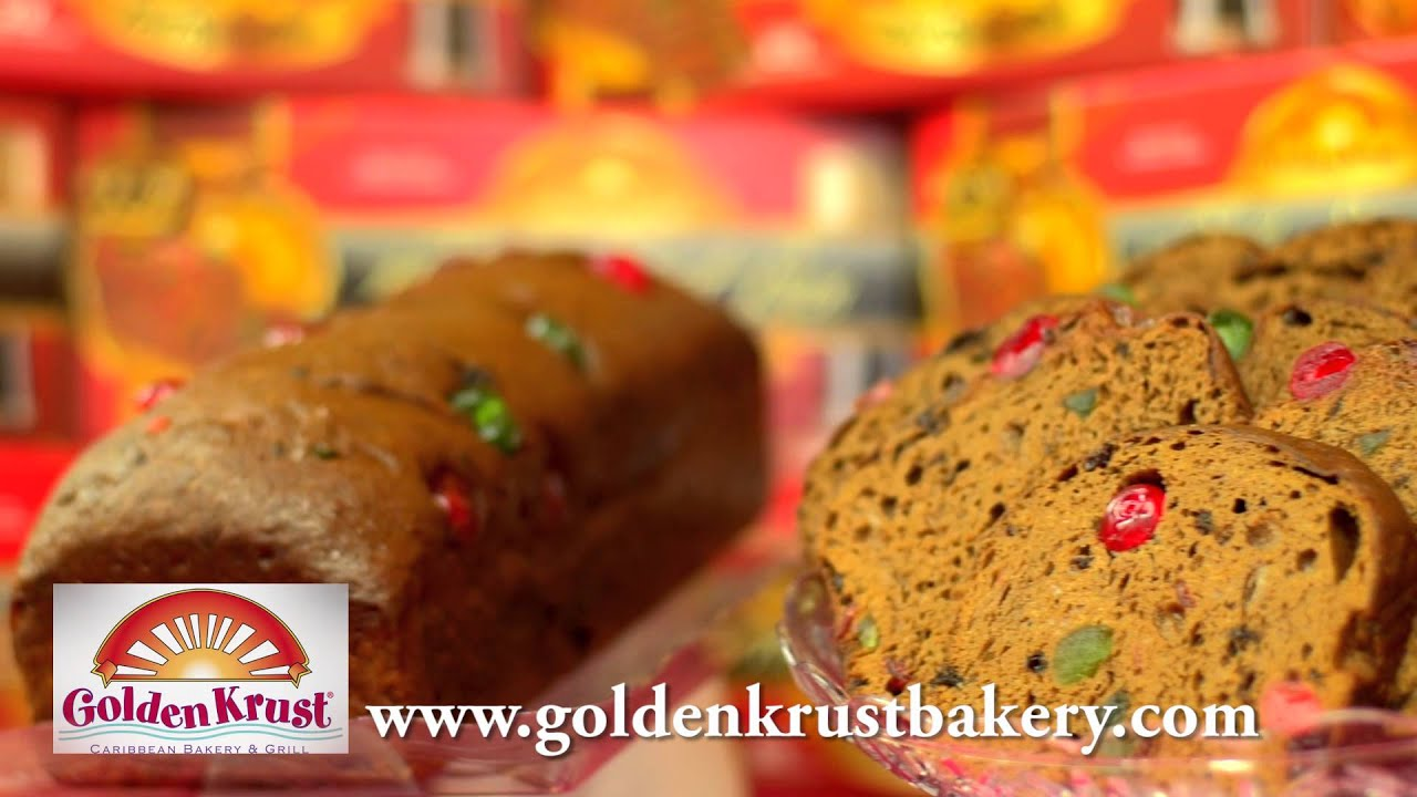Golden Krust Holiday Stout Bun