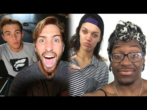 Thumbnail: The TRUTH About D&B Nation! Funk Bros DISRESPECT JoogSquad? YouTuber SCREAMS At Fan