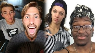 The TRUTH About D&B Nation! Funk Bros DISRESPECT JoogSquad? YouTuber SCREAMS At Fan