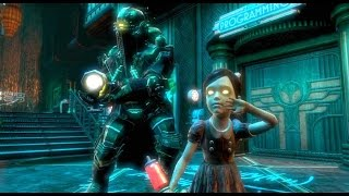 Bioshock 2 Remastered: Minerva