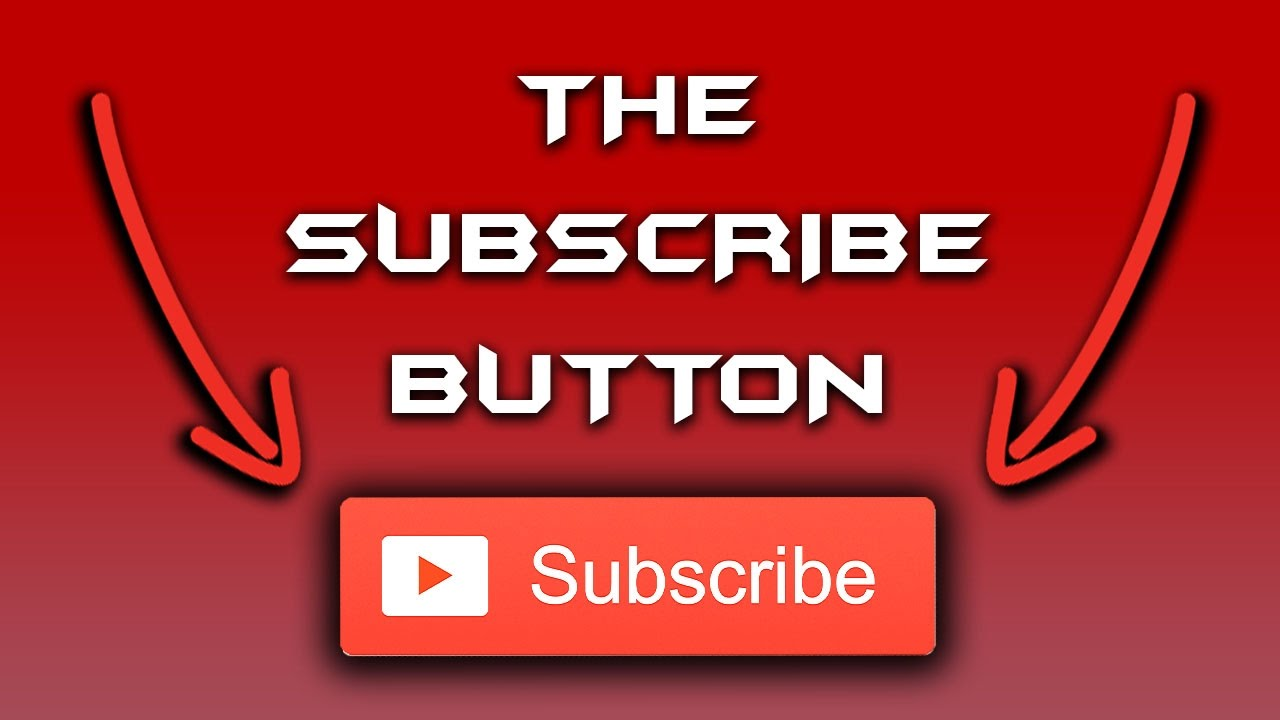 how to change subscribe button on youtube