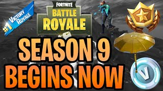 Fortnite - Bande-annonce de Battle Pass saison 9