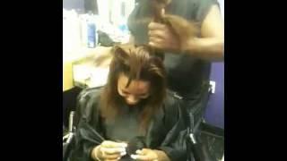 Krystina's Haircut Thumbnail
