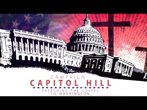 The Need to Elect Righteous and Godly Leaders - B.J. Clarke (Capital Hill Campaign)