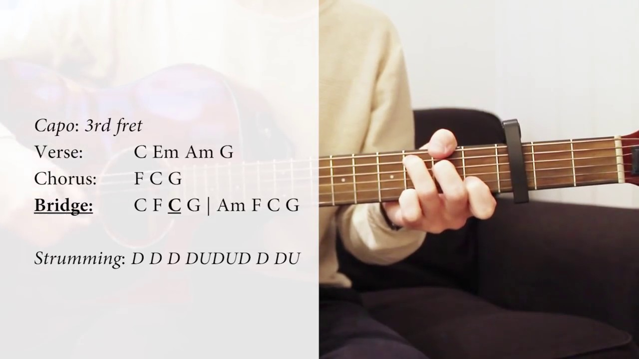 Coldplay fix you easy chords youtube coldplay fix you easy chords hexwebz Images