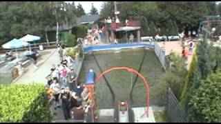 Nautic Jet Boat Jumping Ride Front Seat POV AWESOME Onride Wild-und Freitzeitpark Klotten