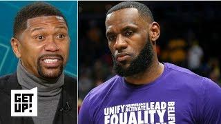 Anthony Davis trade talks destroyed the Lakers, Celtics & Pelicans – Jalen Rose | Get Up!