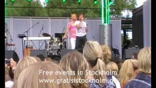 Style - Vill Ha Dig, Live at Kungsträdgården, Stockholm 2(2)
