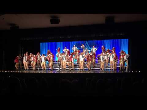 Holmen High School Midwest Express 2017 @ Bloomington Gold