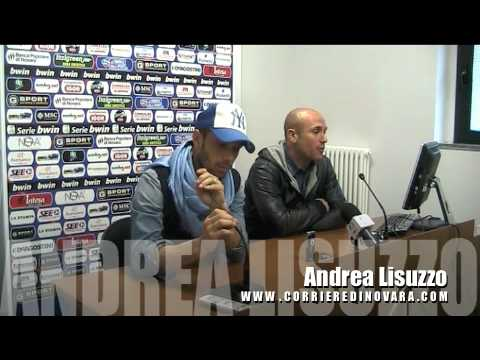 Andrea Lisuzzo e Marco Rigoni
