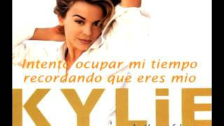 Kylie Minogue - Count The Days (español)