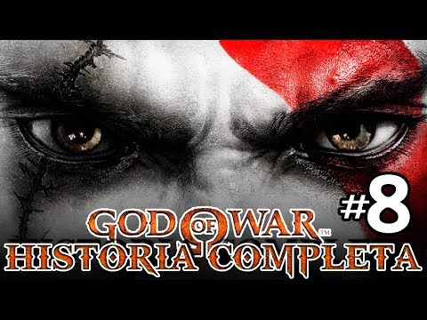 GOD OF WAR III - A HISTÓRIA COMPLETA #8