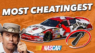 NASCAR'S Most CHEATINGEST Moments