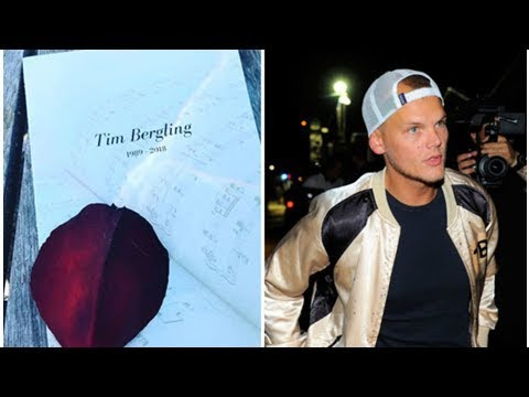 Avicii laid to rest in secret family funeral: Superstar DJ's final resting place revealed