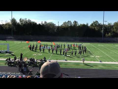 Chancellor High School Marching Band 2018