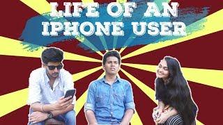 Life Of An Iphone User | The Cliché Videos