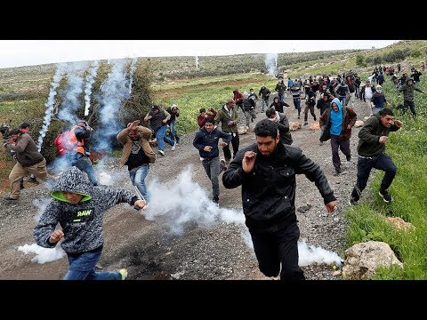 Israeli Fire Kills Palestinian Ahead Of Protests
