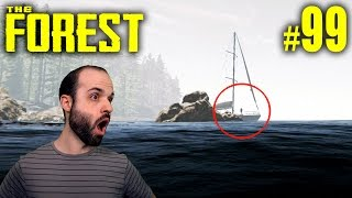 The Forest #99 | EL FANTASMA DEL BARCO O_o | Gameplay Español