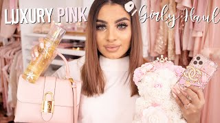 LUXURY AND GIRLY HAUL ! Beauty, Fashion, & More