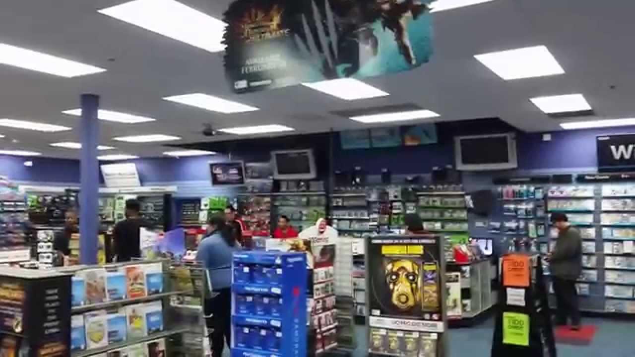 New Nintendo 3ds Xl Gamestop Midnight Release 2 13 15
