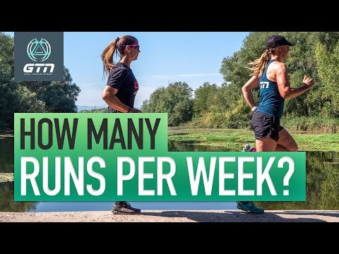 How Many Times A Week Should You Run? | Running Training Plan & Lifestyle Management