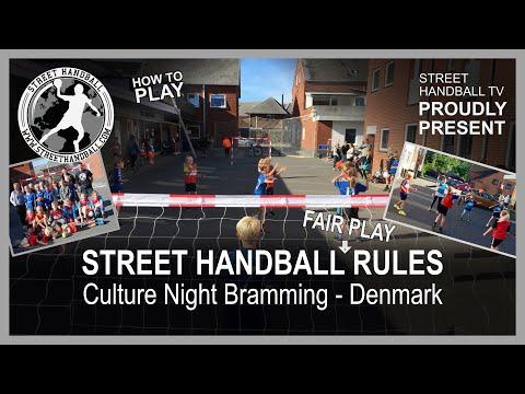 Street Handball Rules