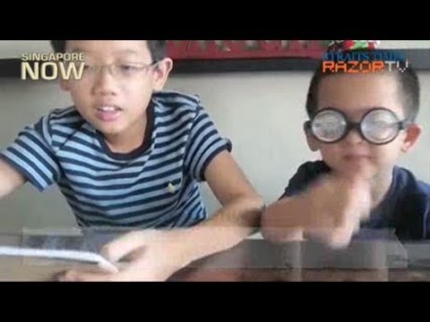 Singlish Brothers A Hit (Dr Jiajia Pt 1)