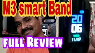M3 Smart Bracelet unbox, Application setup Yoho Sports and Quick review in telugu 2018