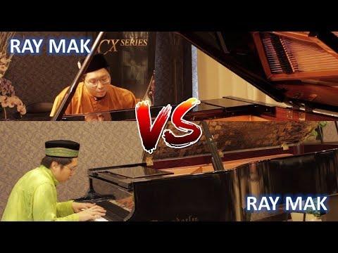 Siti Badriah - Lagi Syantik Piano By Ray Mak
