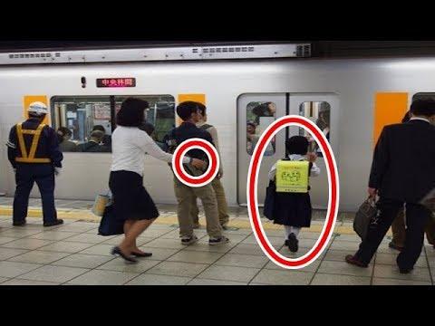 【衝撃】外国人が日本社会にショック受けて言葉を失った光景!世界中が警告した『危険な』行為とは…?!【すごい日本】海外の反応