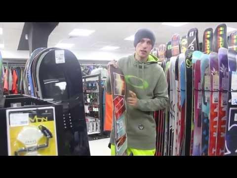 Как купить сноуборд новичку