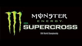 Суперкросс / 2014 AMA Supercross Rd 4 Oakland, CA / Часть 1
