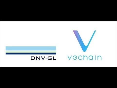 DNV GL & VeChain Livestream – Blockchain-enabled Digital Assurance
