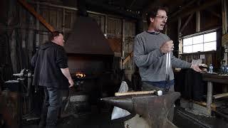Blacksmithing 101 in Stony Plain, Alberta