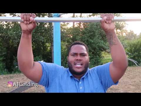"Weight - AJ Colding  (Cardi B ""Press"" Parody) 