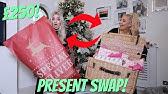 £250 PRESENT EXCHANGE SWAP w MY BEST FRIEND!! ft Anastasia Kingsnorth