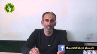 Hacı Əhliman Nəhcül Bəlağə verlişi 83-cü xütbə 8